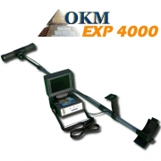 eXp 4000 - 3d metal detector with monitor